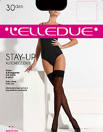 L`Elledue Stay-Up 30 Autoreggente