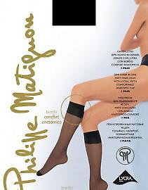 Гольфы женские Philippe Matignon Premiere 40 mi-bas