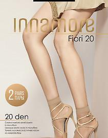 Носки женские Innamore Fiori 20