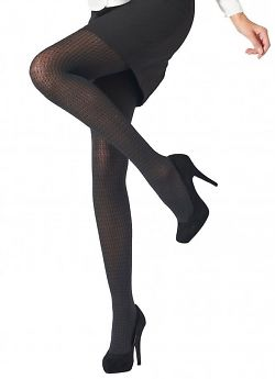 Pretty Polly Dogtooth Tights AVQ7