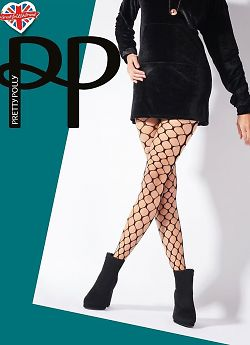 Pretty Polly Very Large Net Tights AVP6