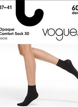 Vogue Opaque Comfort 60 Sock