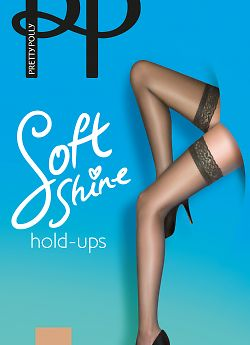 Pretty Polly Soft Shine 15 Hold Ups AC13