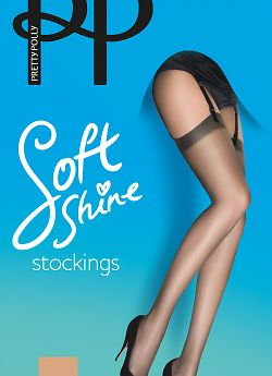 Pretty Polly Soft Shine 15 Stockings