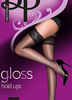 Pretty Polly Gloss Hold Ups AEU5