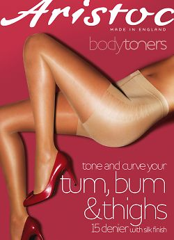 Aristoc Bodytoners 15 Den Tum, Bum And Tights AKL3