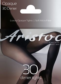 Aristoc 30 Denier Opaque Tights AWE8