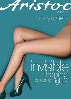 Aristoc Bodytoners Invisible Shaping 15 Den ATJ7