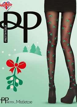 Pretty Polly Mistletoe AUP1