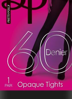60 Den 3D Opaque AVA4