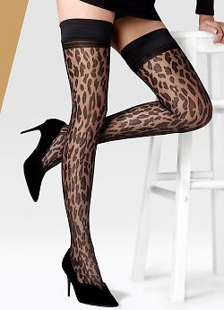 Pretty Polly Animal Design Hold Ups AWV4