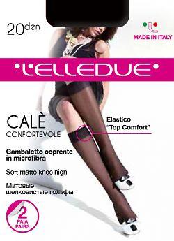 L`Elledue Cale 20 Gambaletto 2 Paia