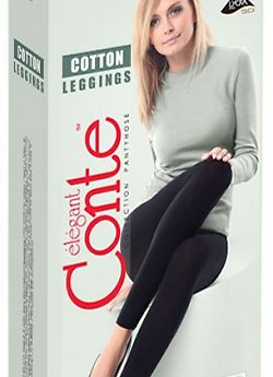 Conte Cotton 250 Leggings XL