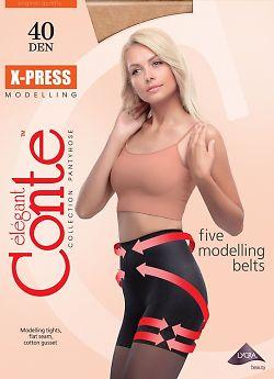 Корректирующие колготки Conte X-Press 40