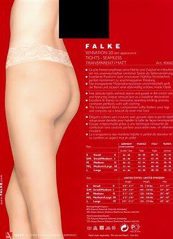 Falke Sensation 20