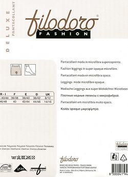 Filodoro Fashion Pantacollant Deluxe