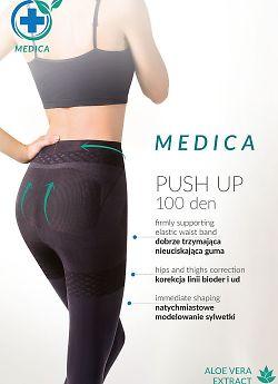 Gabriella 171 Medica Push-Up 100 den Nero