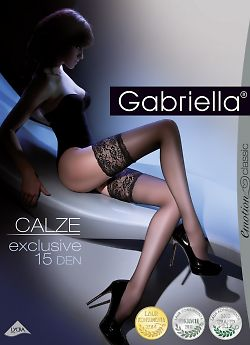 Gabriella Calze Exclusive