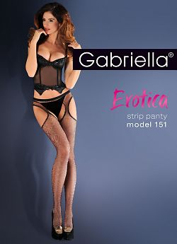 Gabriella Strip Panty 151