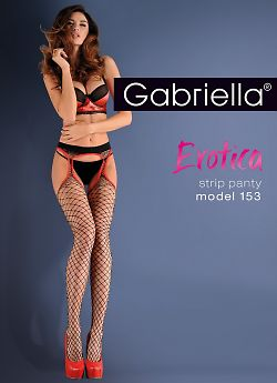 Gabriella Strip Panty 153