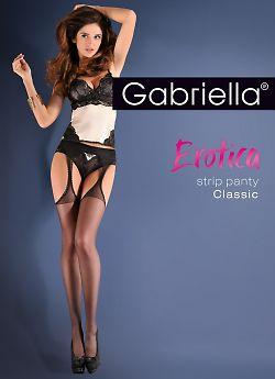 Gabriella Strip Panty Classic