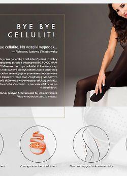 Колготки с антицеллюлитным эффектом Gatta Bye Cellulite 50
