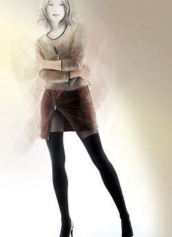 Фантазийные колготки Gatta Girl Up 25