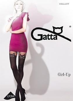 Gatta Girl Up Cat