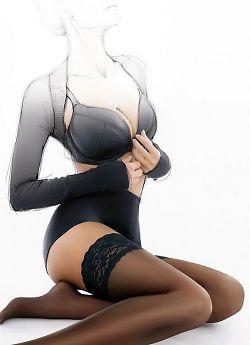Тонкие чулки Gatta Michelle 01