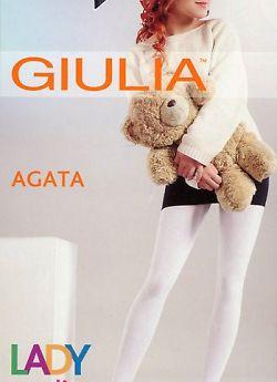 Плотные колготки для подростков Giulia Agata 150