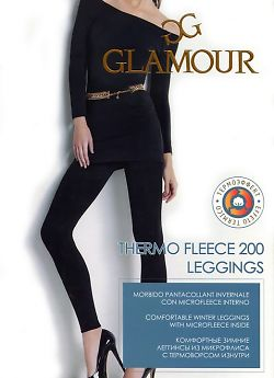 Glamour Thermo Fleece 200 Leggins