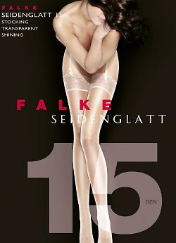 Falke Seidenglatt 15 Stocking