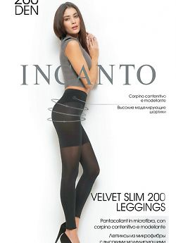 Incanto Velvet Slim 200 Leggings