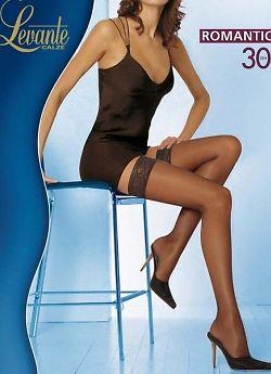 Чулки женские Levante Romantic 30