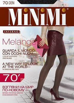 Колготки MiNiMi Melange 70