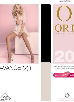 Элегантные прозрачные колготки Ori Avance 20
