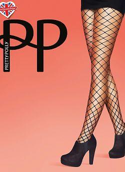 Pretty Polly Jumbo Net Tights AVD8