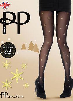 Pretty Polly Stars AWD4