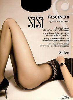 Тонкие колготки SiSi Fascino 8