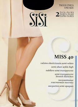 SiSi Miss 40 Calzino