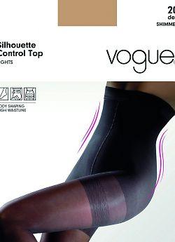 Vogue Silhouette Control Top 20