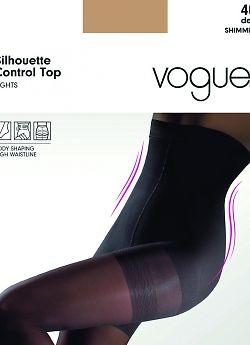 Vogue Silhouette Control Top 40