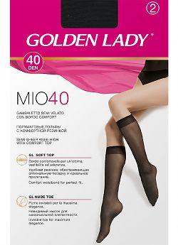 Golden Lady Mio 40 Gambaletto 2 Paia