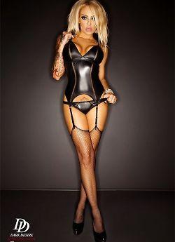 Demoniq 03649 Elvire corset