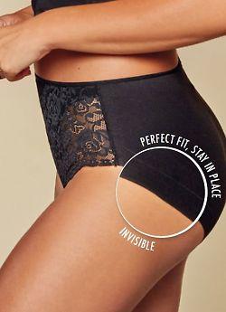 Трусики-слип Janira Lace Cotton Band 1032080