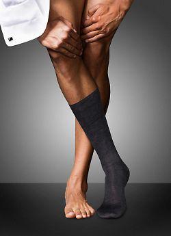 Мужские носки Falke №6 Finest Merino & Silk 14451 3080