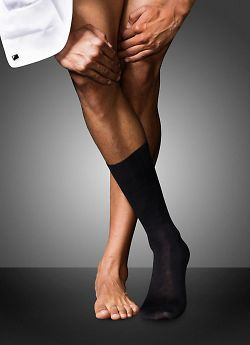 Мужские носки Falke №6 Finest Merino & Silk 14451 3000