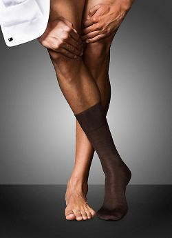 Мужские носки Falke №6 Finest Merino & Silk 14451 5930