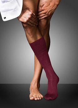 Мужские носки Falke №6 Finest Merino & Silk 14451 8596