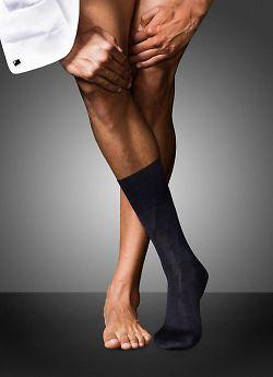Мужские носки Falke №6 Finest Merino & Silk 14451 6370